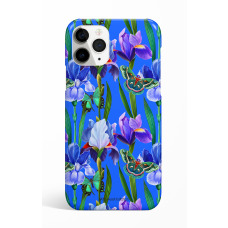 Eden Floral Blue Phone Case
