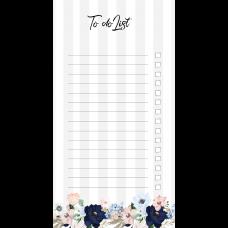 Evening Garden Checklist Notepad