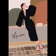 Maxima Modern Art Notebook |  Agenda