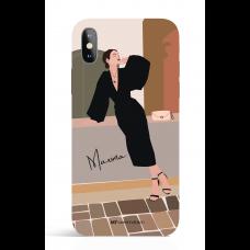 Maxima Modern Art Phone Case
