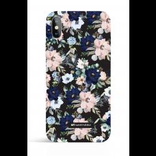 Evening Garden Black PHONE CASE