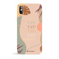 Yay Friday Modern Art Phone Case